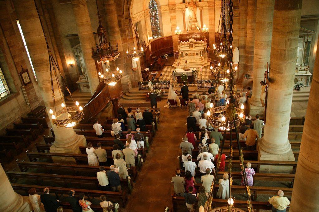 Easy Church Weddings