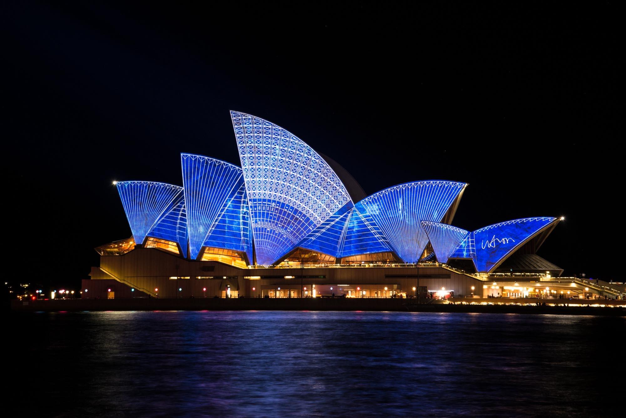 Sydney Opera House Wedding WeddingsAbroad.com
