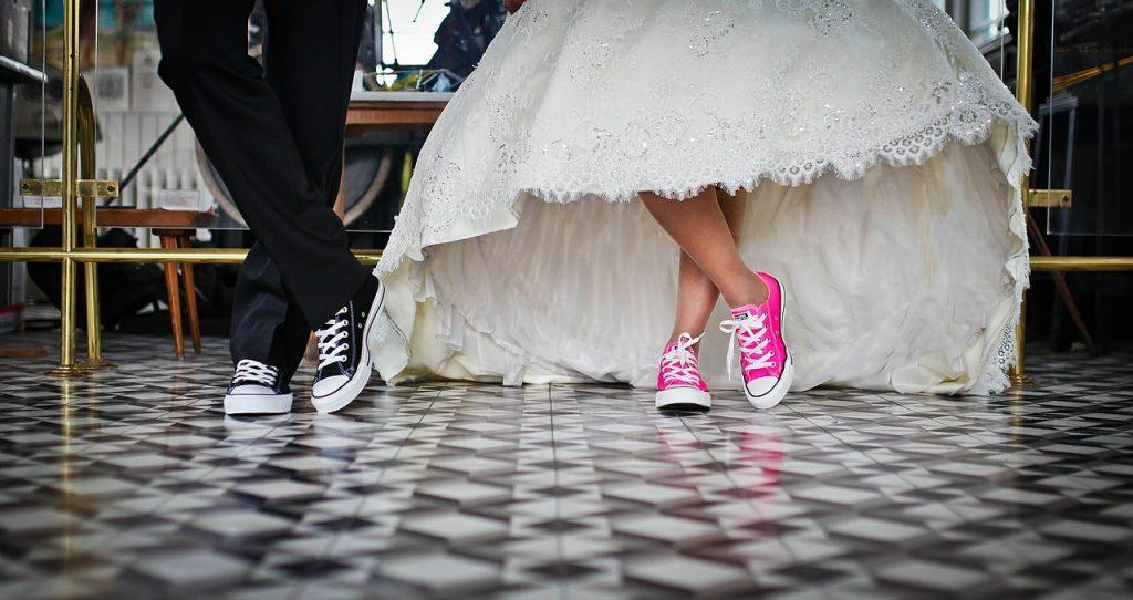 Wedding Abroad Couple