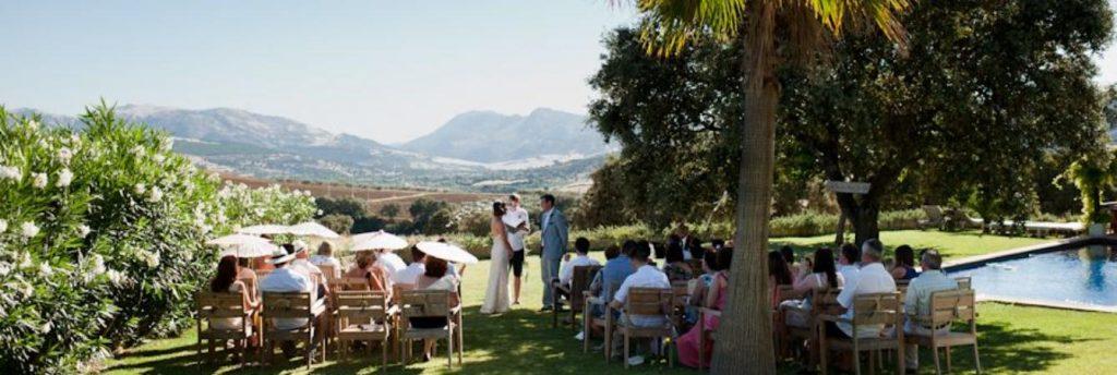 Ronda Weddings - The Lodge Ronda - Weddings Abroad - WeddingsAbroad.com