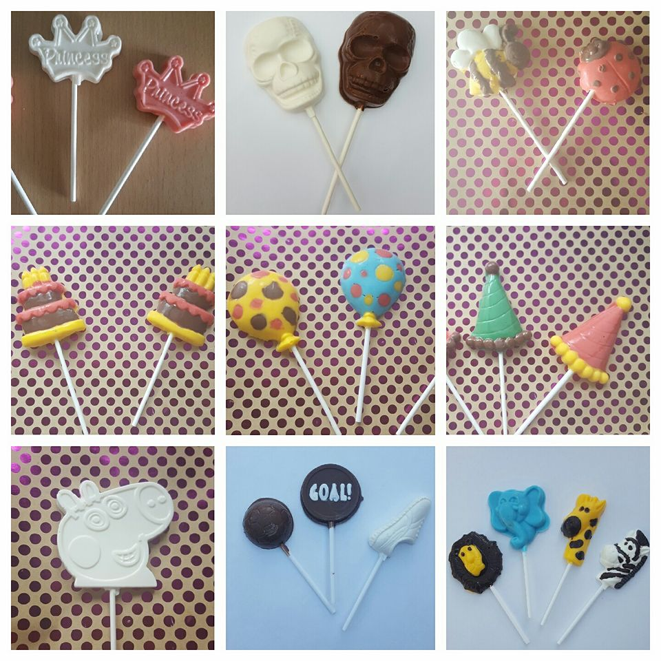 Choccy Doodle - Party Collection - WeddingsAbroad.com