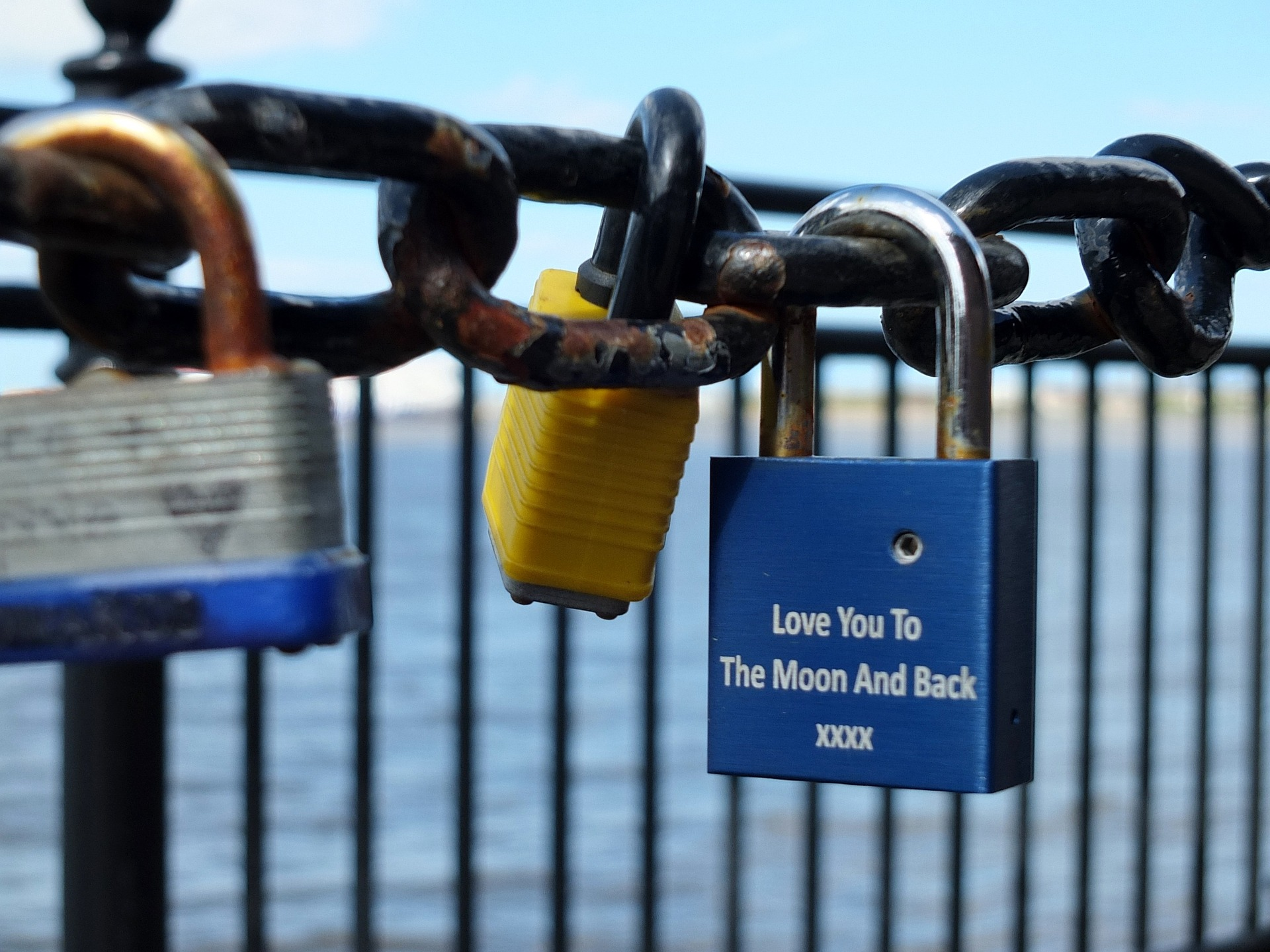 Loving Liverpool - Locks - WeddingsAbroad.com