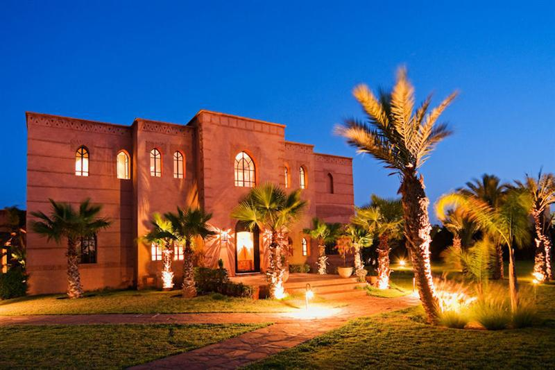 Villa Marrakech Large Luxury Villa To Rent For your Wedding Party or Guests in Morocco WeddingsAbroad.com