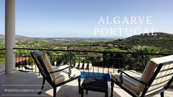 Algarve Villa Portugal Destination Wedding - Weddings Abroad throughout Portugal WeddingsAbroad.com