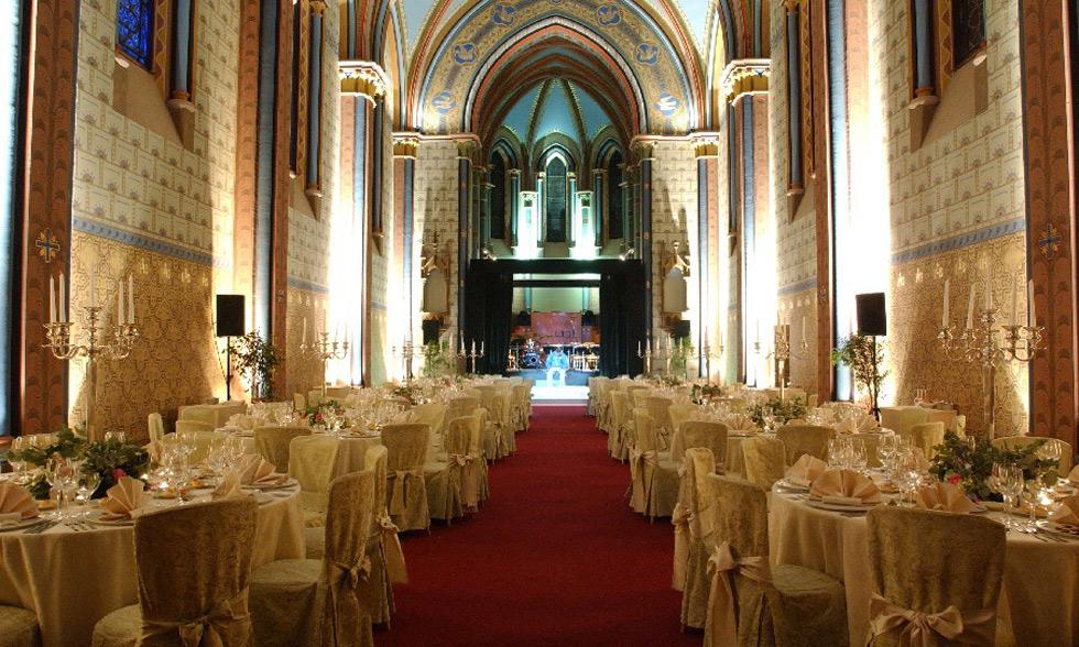 Sacre Coeur Chapel Prague Czech Republic Church Wedding WeddingsAbroad.com