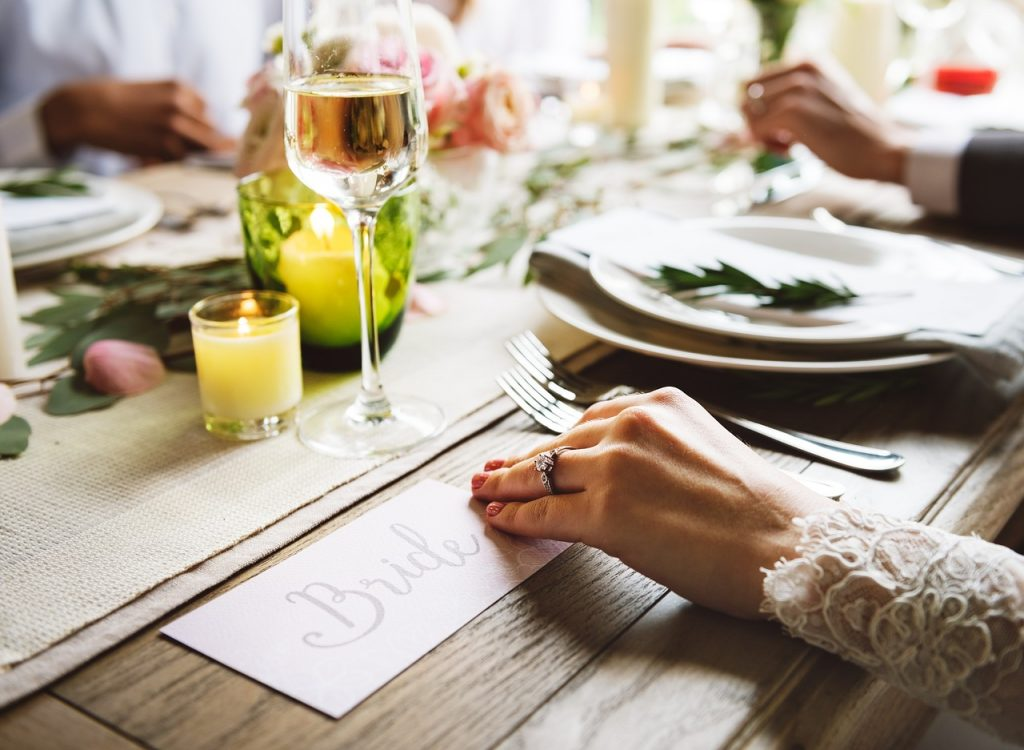 The best long haul wedding destinations for foodies