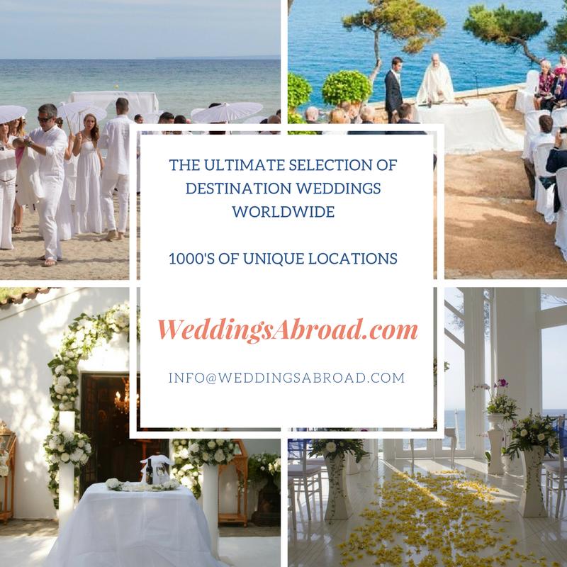 Destination Weddings Worldwide WeddingsAbroad.com